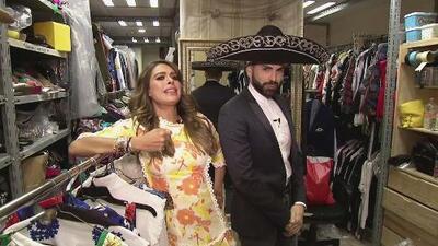 ¿Galilea Montijo está enojada con Jomari Goyso? Desde la bodega de vestuario de Televisa aclaran sus diferencias