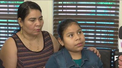 Family trying to re-open case to stop 11-year-old deportation