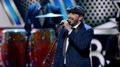 La complicada relación de amor-odio de Juan Luis Guerra con los micrófonos de Premio Lo Nuestro