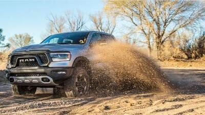 ¿La RAM 1500 Rebel 2019 está a la altura de la Ford F150 Raptor?