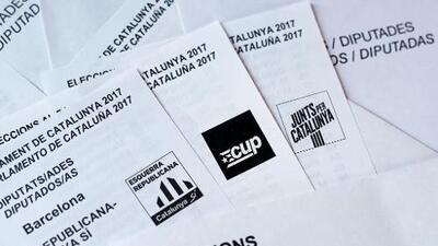Cataluña vota nuevo gobierno regional tras el fallido intento de declarar la independencia de España