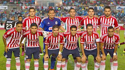 Chivas negocia con el Tri por convocados Sub-22