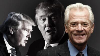 El profesor que quiere ayudar a Trump en su 'guerra comercial' con China y México