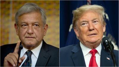 ¿Cómo sería la relación de López Obrador con Trump si es electo presidente de México?: dos analistas responden