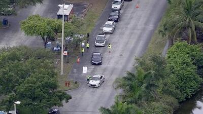 Estos son los lugares en donde la ciudad de Fort Lauderdale reparte agua a los vecinos afectados por la suspensión del servicio