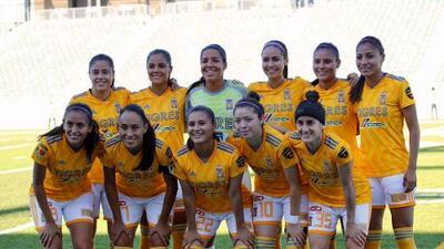 Natalia Gómez Junco se estrena como jugadora de Tigres con gol