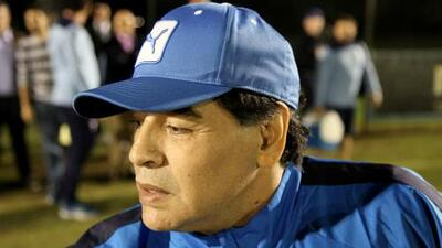 Maradona y otro escándalo: la policía acudió a su hotel por denuncia de maltrato doméstico