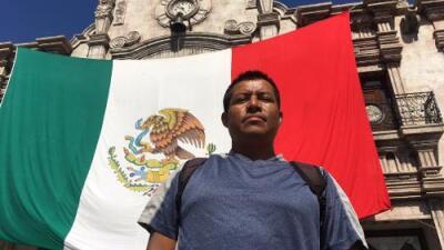 """""""Si México cambia tal vez regrese"""": inmigrantes en EEUU le dan su voto de confianza a AMLO"""