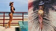 📸 Andrea Legarreta paraliza las redes y enamora con sus nuevas fotos en bikini