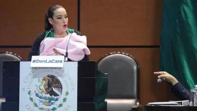 """""""Hay un mínimo de tolerancia materno-infantil"""", las palabras machistas del presidente del Congreso de México hacia una colega"""