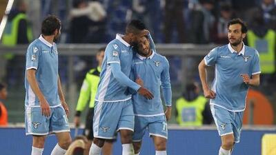 Lazio gana al Torino y recupera la cuarta posición en la Serie A