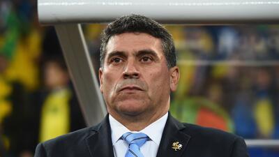 Luis Fernando Suárez, nuevo técnico de Dorados
