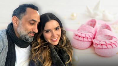 El esposo de Marlene Favela lamenta no estar en un 'baby shower' (y le han hecho 3)