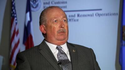 Noticias 23 habla con el director de la oficina regional de ICE en Dallas