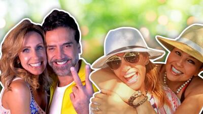 Ellos son los amigos famosos de Lili Estefan que a muchos les gustaría tener