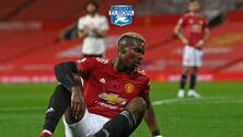 ¿No está feliz? Pogba podría salir de Manchester United