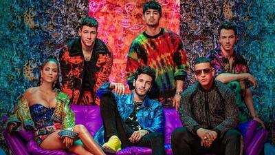 Daddy Yankee, Natti Natasha y Sebastián Yatra, nominados a Premios Juventud, lanzan el 21 de junio un tema con Jonas Brothers