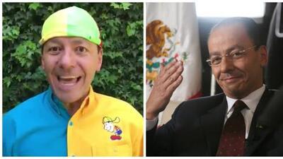 Homero Ferruzca: de 'Homerito' a Felipe Alarcón, el nuevo presidente en 'El Chapo'