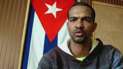 El viacrucis de este cubano opositor deportado por EEUU y luego expulsado de la isla