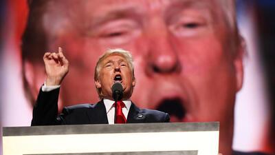 Trump lanza piedras a México cuando EEUU tiene techo de cristal
