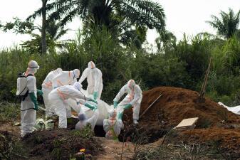 📸 Cómo el ébola pasó de ser un brote a una emergencia de salud internacional
