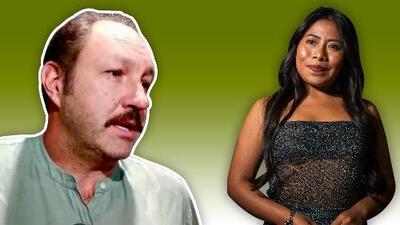 """Rodrigo Murray considera que Yalitza Aparicio no es una actriz consumada: """"No por clavar un clavo eres carpintero"""""""
