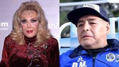 """""""Es el mejor amante que yo he tenido"""": Merle Uribe habla del amorío que tuvo con Diego Armando Maradona"""