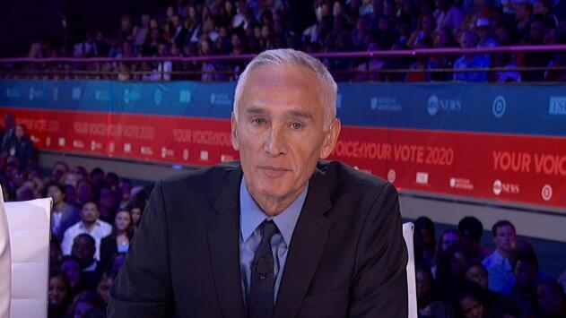 """""""En este país también se habla español. Este es también nuestro país"""": Jorge Ramos abre el tercer debate demócrata"""
