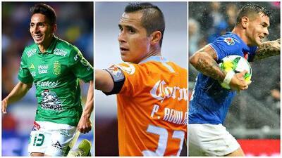 León, América y Cruz Azul: los tres clubes que lucirán en el final del torneo regular