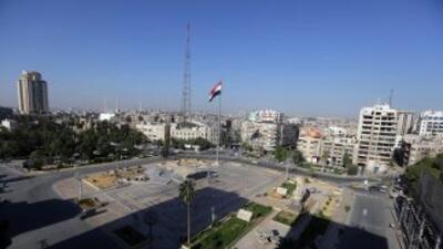 Atentado con coche bomba cerca en Damasco