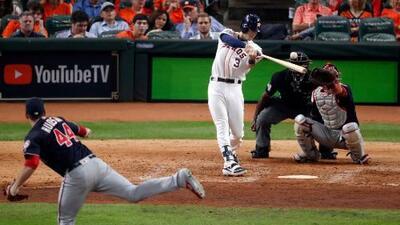 Los Astros saldrán este miércoles en busca de su primer victoria ante los Nationals en la Serie Mundial