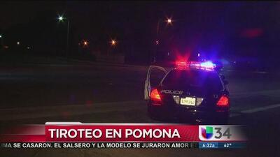 Joven latino herido de gravedad en Pomona