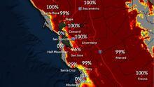 Ola de calor: estas son las regiones del Área de la Bahía más propensas a rebasar los 100º F