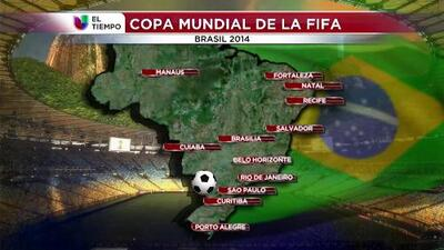 El tiempo en Brasil durante Alemania vs Holanda