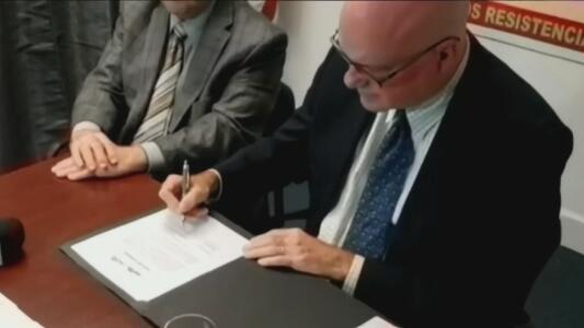 ¿En qué consiste el acuerdo firmado entre el Directorio Democrático Cubano y el partido israelí Likud?