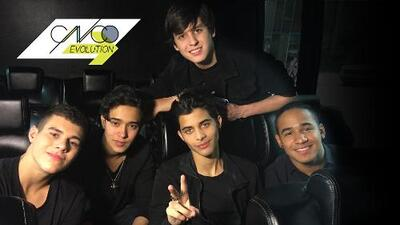 Episode 1 CNCO Evolution: Richard showed the boys his one and only New York