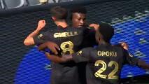 Opoku y Cifuentes dieron el tiro de gracia al Austin FC