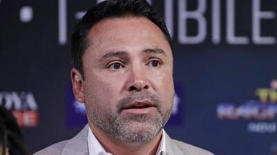 Extorsionan al exboxeador Óscar de la Hoya y lo amenazan con difundir supuesto video sexual