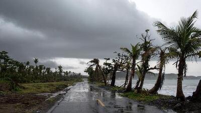 Lluvia y fuertes vientos: así Beryl afecta Puerto Rico, isla que no se recupera totalmente de María