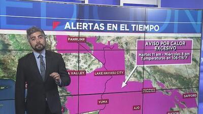 Permanece el aviso por mala calidad del aire en el condado de Maricopa