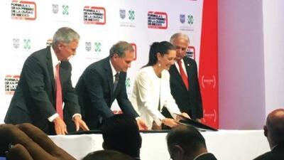 Oficial: El Gran Premio de México está garantizado hasta el 2022