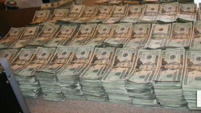Así lavaba un empresario de Tijuana cientos de fajos de billetes del cartel de Sinaloa