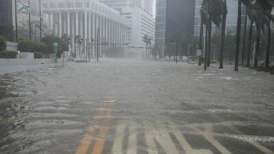 Centro Nacional de Huracanes confirma que el huracán Irma se degrada a categoría dos