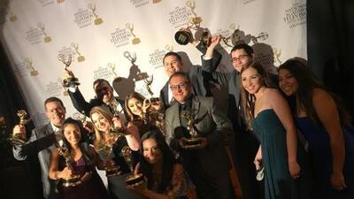Univision 34 Atlanta gana 15 premios Emmy