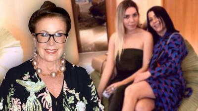 """Agradécele a tu madre"": Laura Zapata aconseja a Frida Sofía para arreglar sus problemas con Alejandra Guzmán"