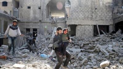 """""""Paren este infierno en la tierra"""": el llamado urgente del secretario general de la ONU sobre la guerra en Siria"""