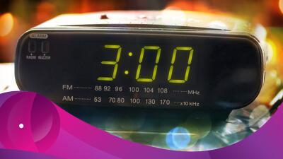 ¿Te despiertas siempre a las 3 de la mañana? Descubre por qué