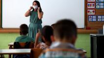 Opiniones divididas entre padres de Los Ángeles ante el regreso a las escuelas en tiempos de pandemia