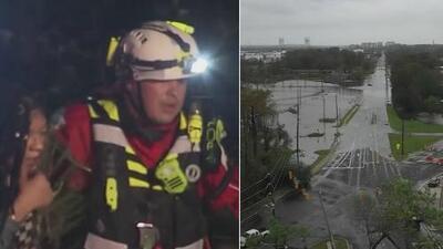 Inundaciones y alertas de tornados mantienen bajo amenaza las Carolinas tras el paso del huracán Florence