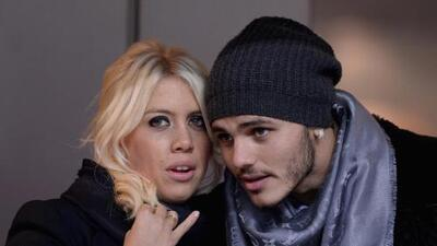 Su mujer quiere renegociar el contrato y Mauro Icardi se queda sin capitanía y sin Europa League